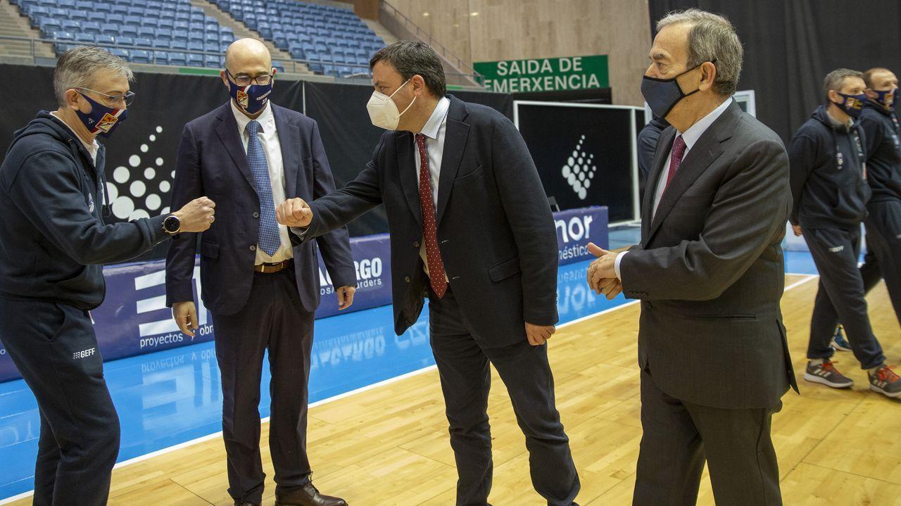 EN DIRECTO: Habrá público en los partidos de la Liga y la ACB en «territorios en fase 1 de pandemia»