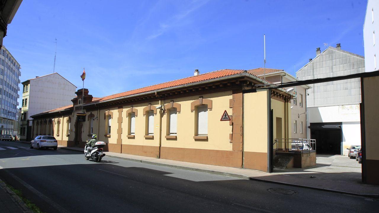 Comisaría del Cuerpo Nacional de Policía de Ferrol-Narón