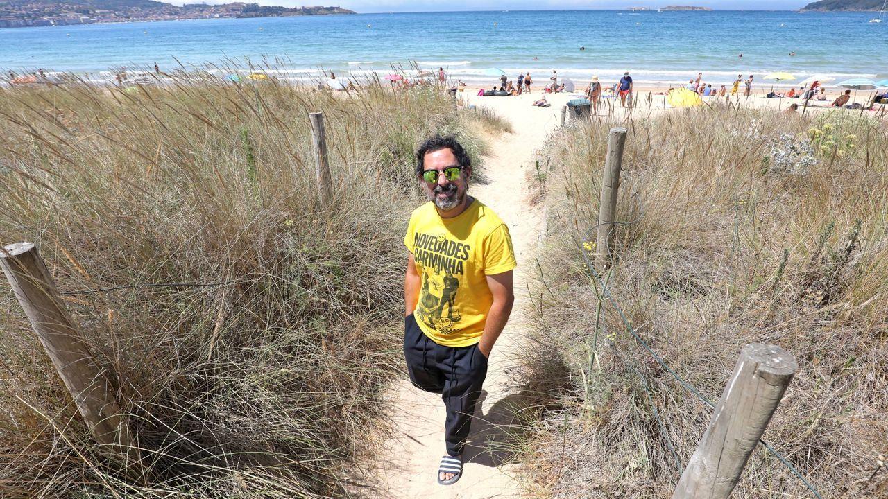 Amaro Ferreiro, músico