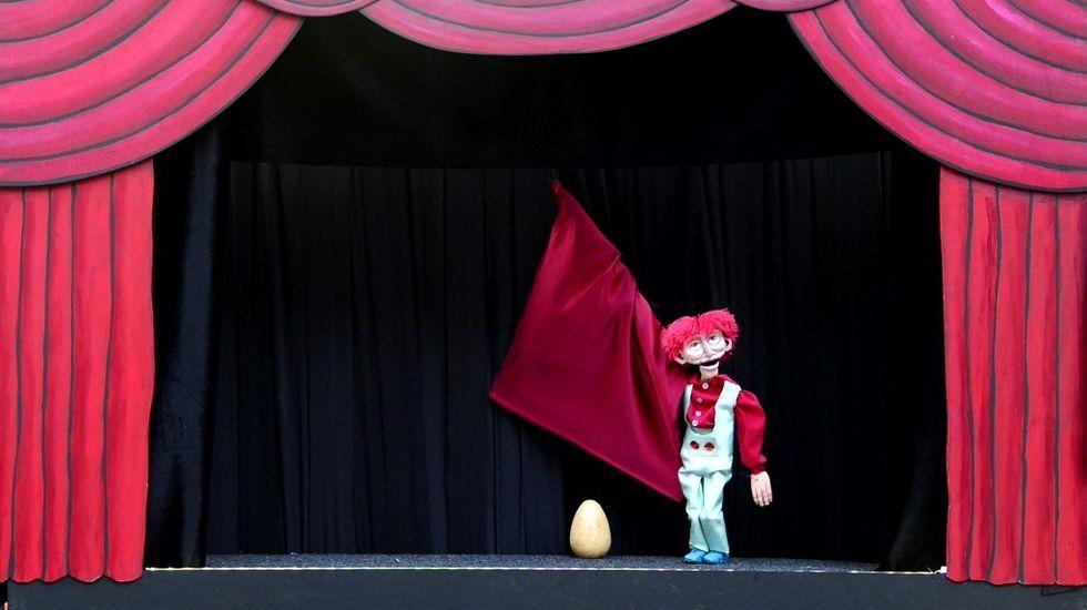 Marionetas Trécola presenta «Show de Barallocas»
