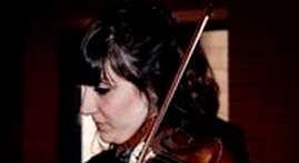 Lilit Poghosyan, la violinista que actúa hoy en el Jofre.