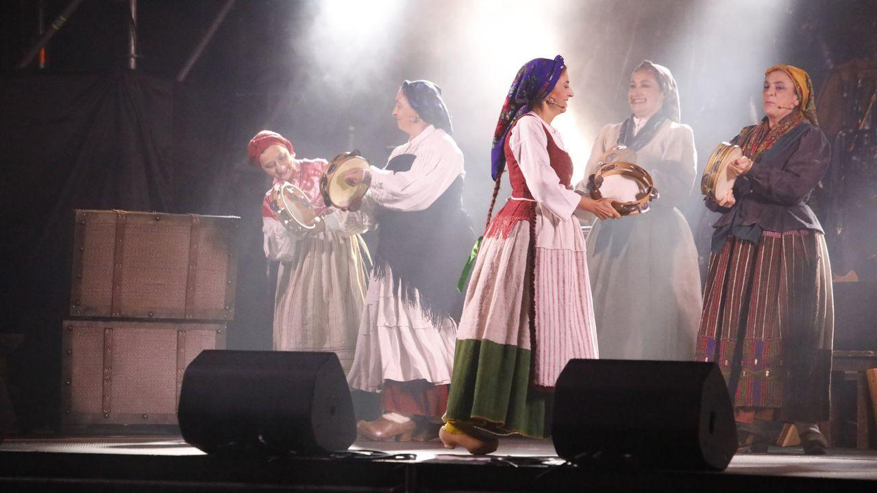 Leilía presentará en Vilalba su espectáculo «CantarELAS»