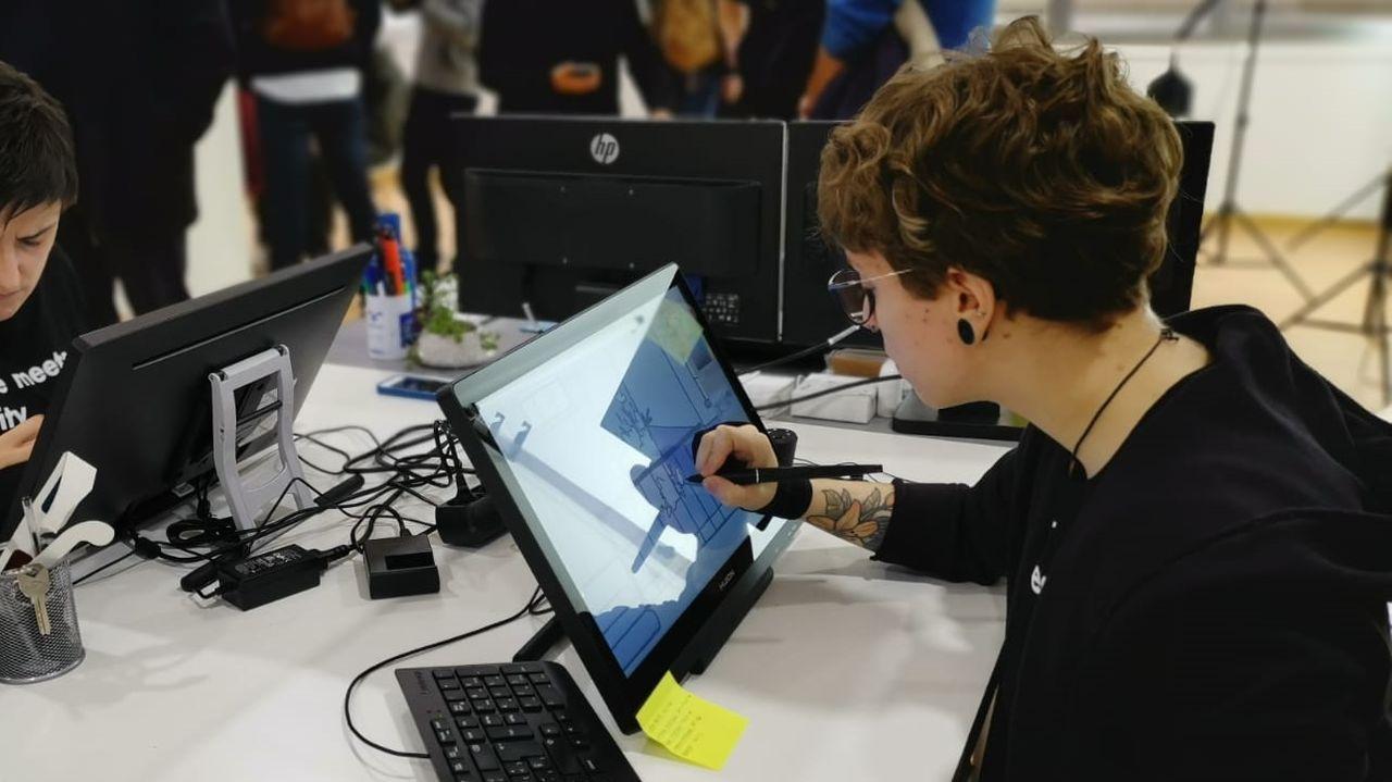 Alexandria Ocasio Cortez jugando al popular videojuego Among Us