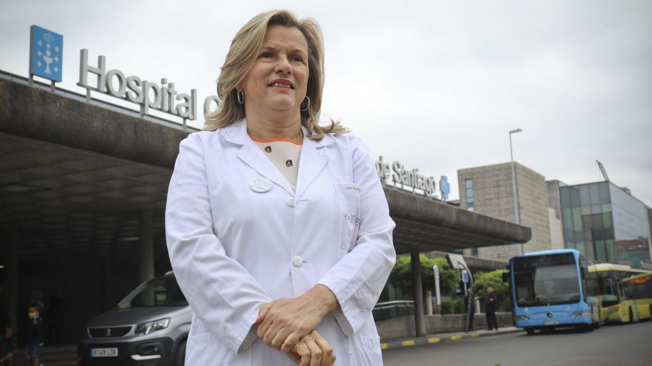 Fabiola García, conselleira de Política Social