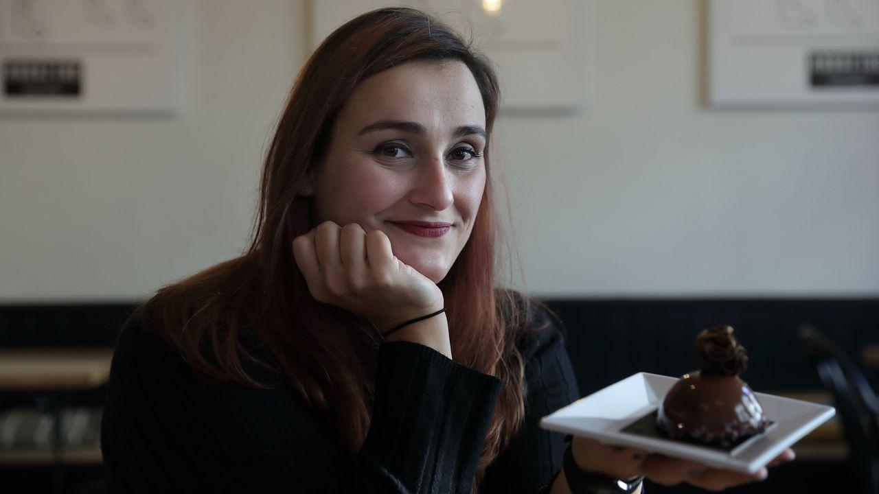 La jefa de la uci del HULA, Ana Ferreiro