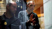 Natalio Grueso en la Audiencia Provincial
