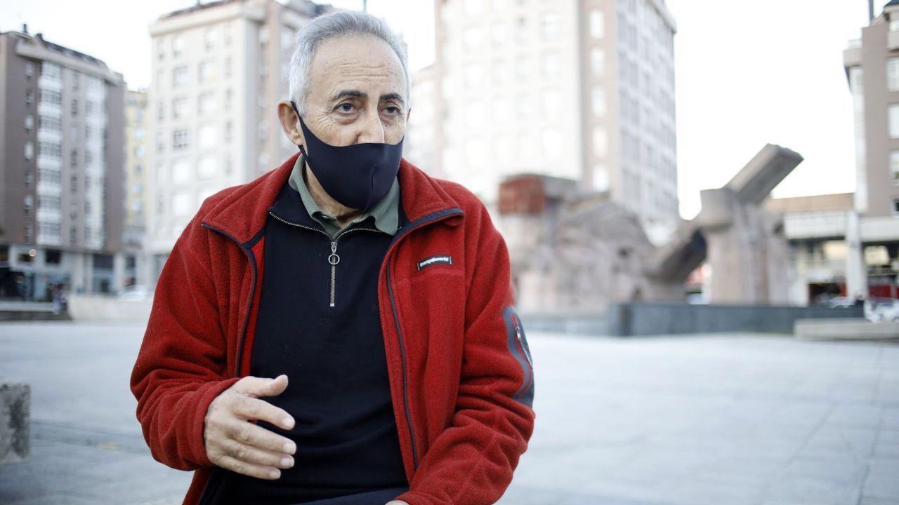 «No me atrevo a correr». Fernando Fernández, media vida dedicada al deporte, ha quedado lastrado por el covid. Hace dos años hacía carrera continua a diario. Un año después de salir de la uci, sus pulmones no se lo permiten. Todavía.