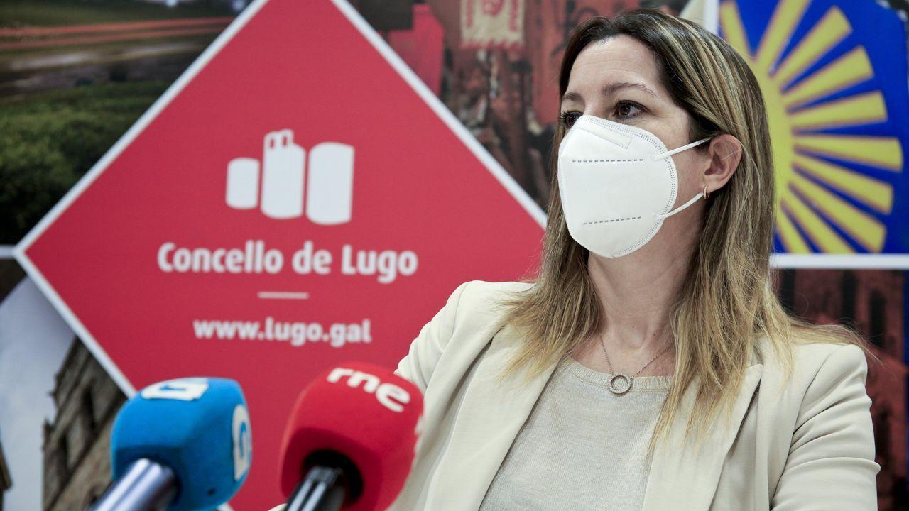 Terras de Burón, un lugar para descubrir.La alcaldesa de Lugo, Lara Méndez, dio positivo por covid