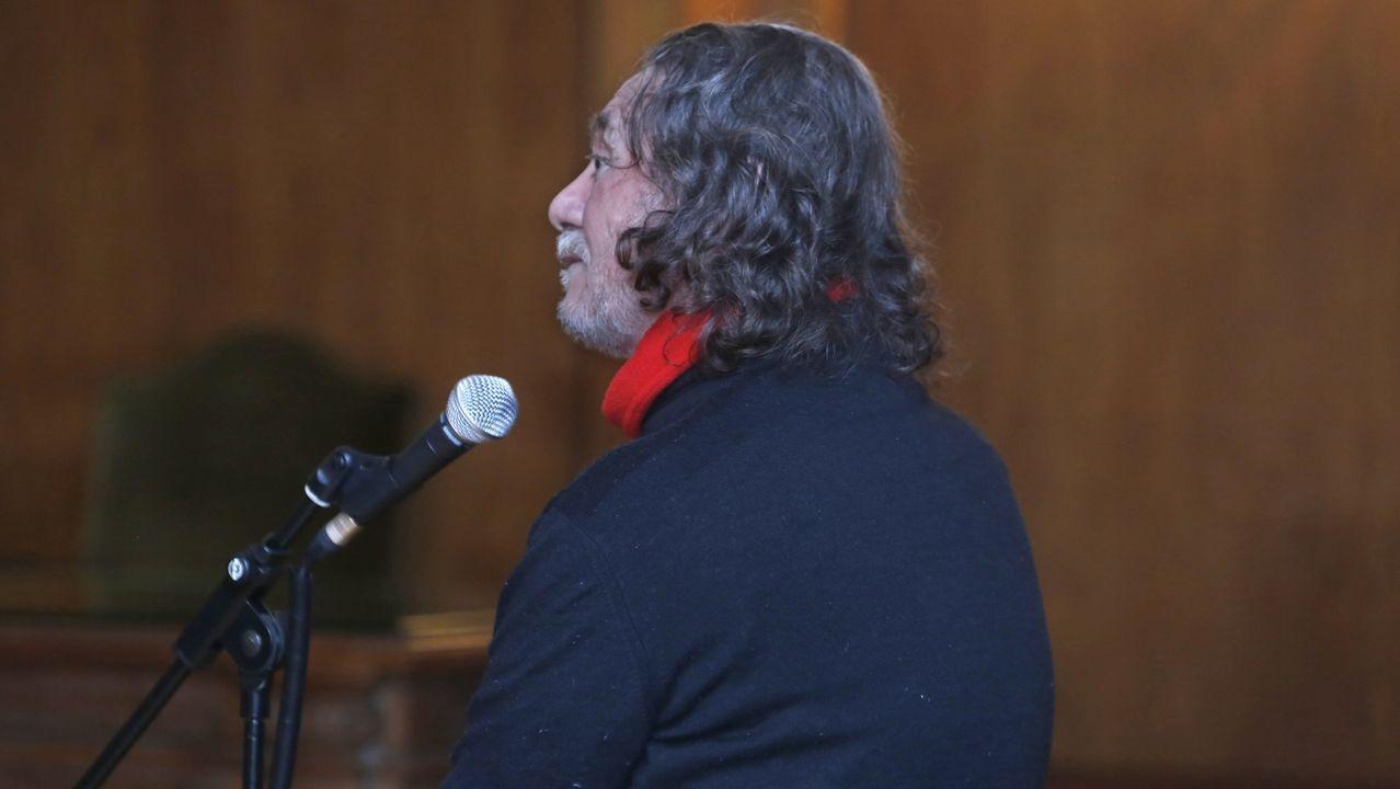 Sito Miñanco en sede judicial