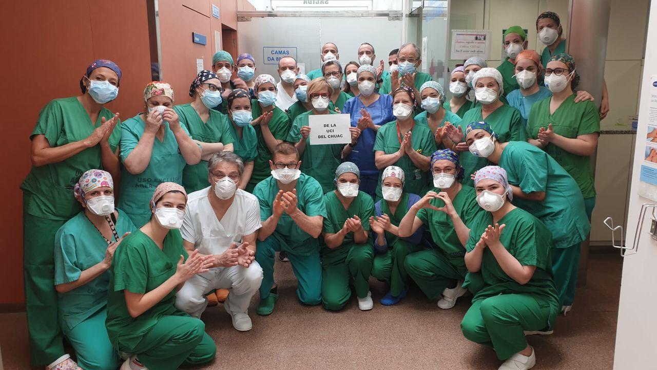 Trasplante de riñón en el Chuac