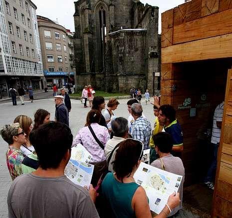 Una flor como reclamo turístico.El plan pretende que los visitantes puedan acceder a un turismo más personalizado.