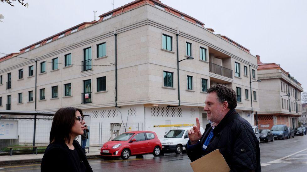 Huellas en Galicia del pinchazo de la burbuja inmobiliaria