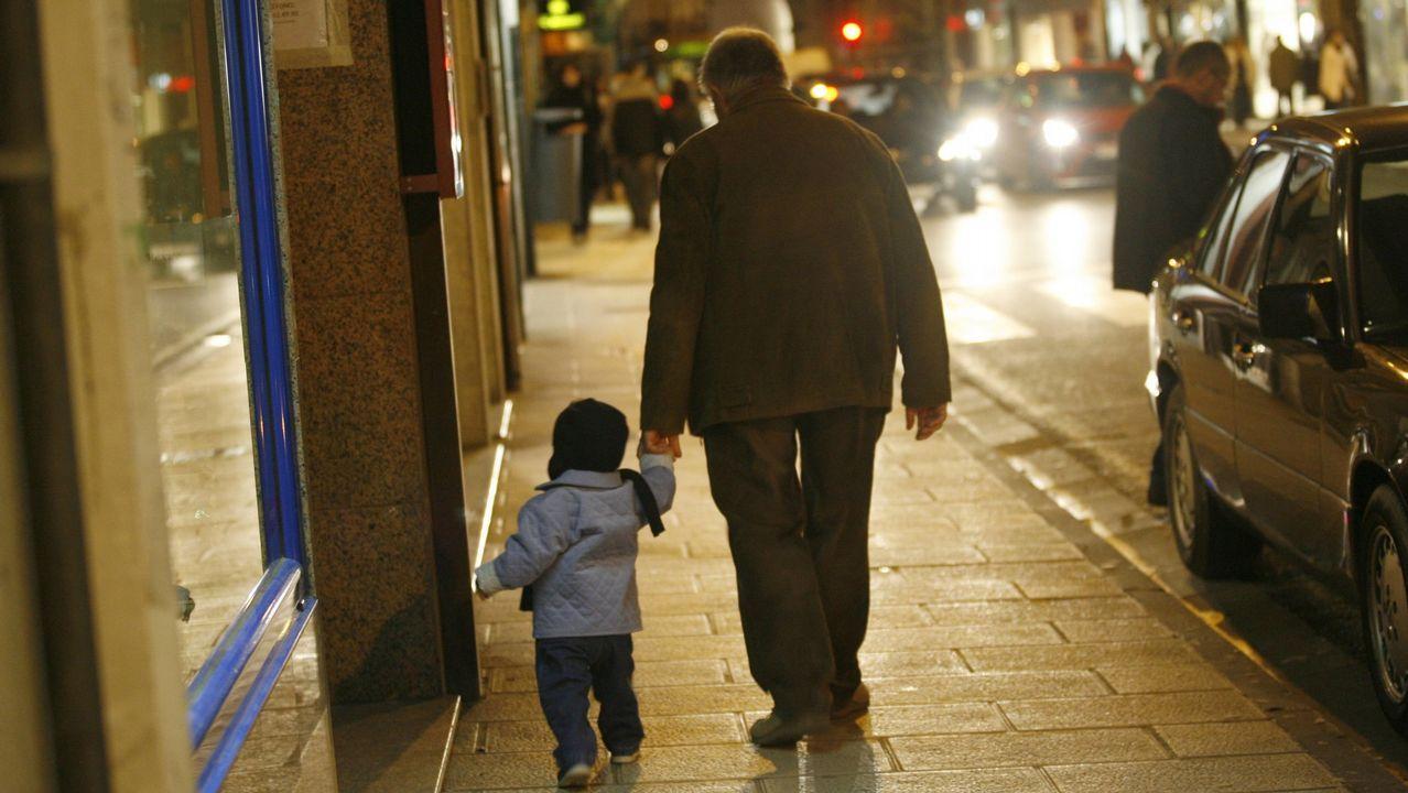 A un vecino de A Coruña le retiraron la custodia porque a su hijo lo cuidaban los abuelos