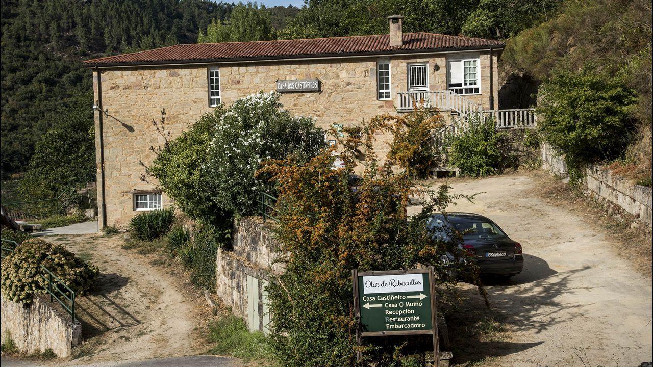 Un establecimiento de turismo rural en Rabacallos