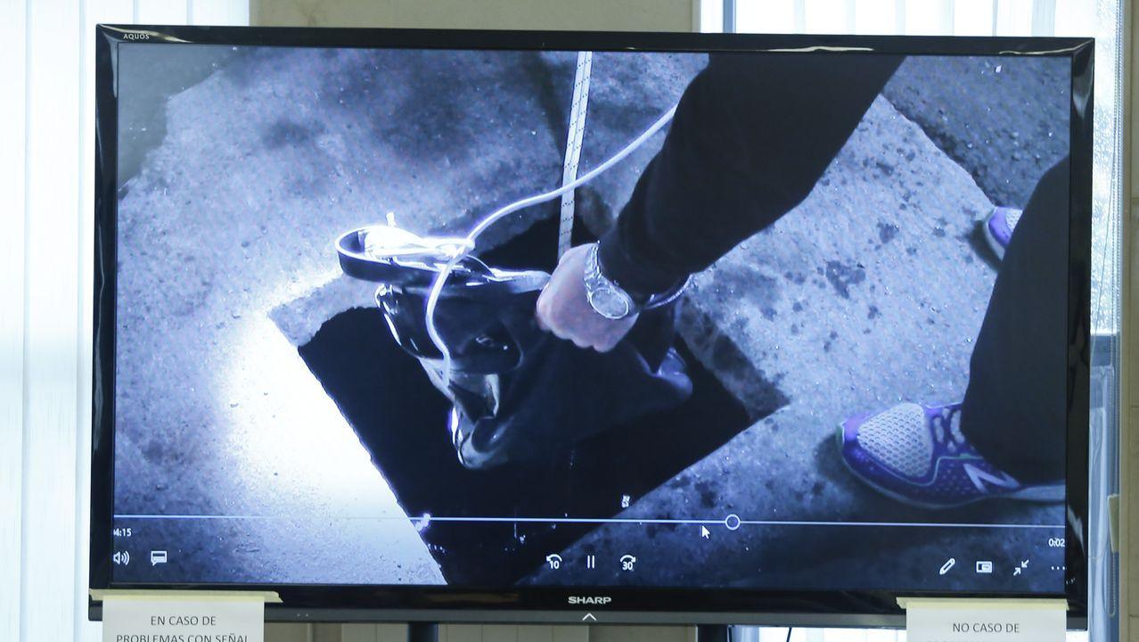 Novena jornada: se visualiza la reconstrucción del crimen
