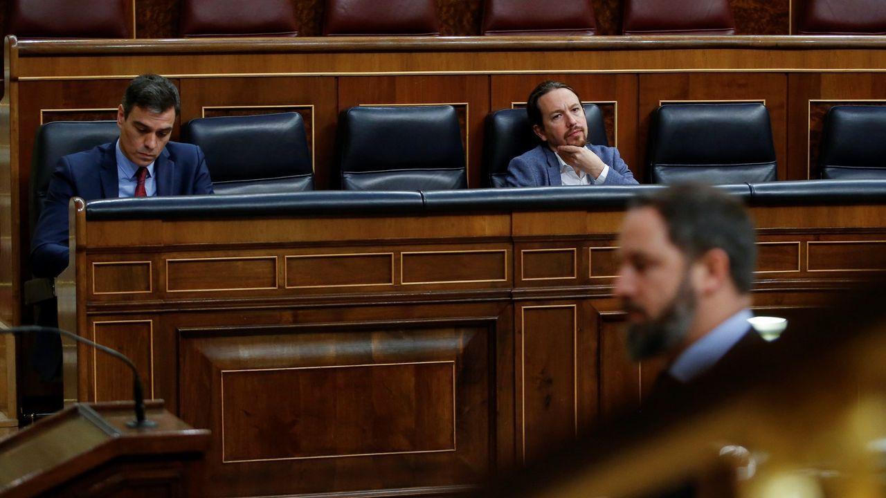 Los asientos vacíos de Tamayo y Sáez