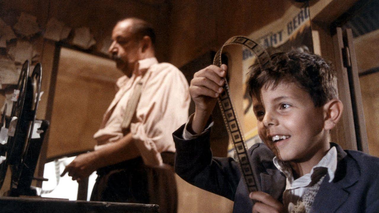 Morricone creó junto a su hijo la banda sonora de «Cinema Paradiso»