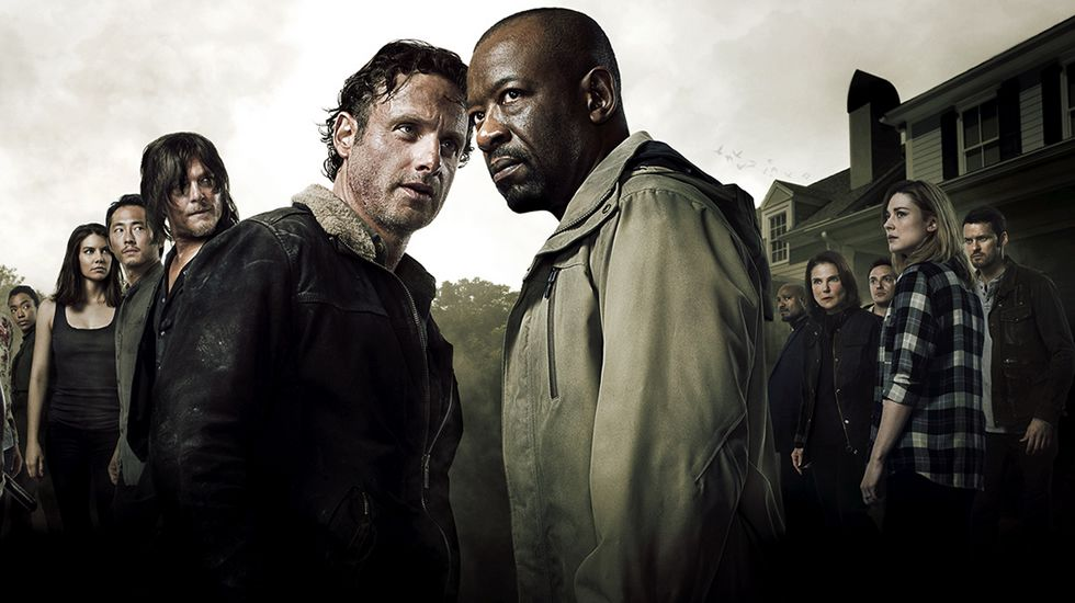 «The Walking Dead», los últimos minutos del 6x08.Fábrica de GEA en Cabral, en estado ruinoso