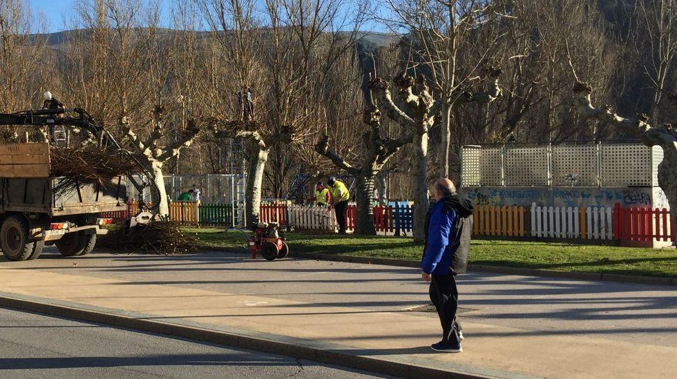 El skate park se trasladará para dejar más sitio para el parque infantil