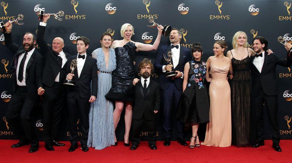 Los premios Emmy, en imágenes.Lago Enol