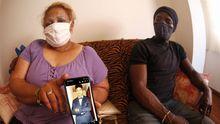 Judith Sabana y Manuel Quan atraviesan momentos muy duros tras la desaparición de su hijo