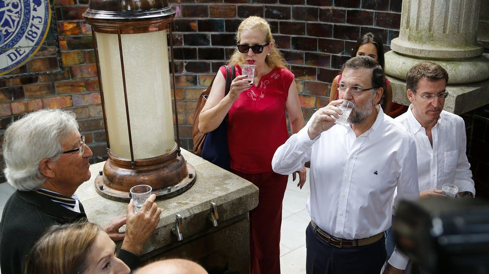 Mariano Rajoy visita Mondariz