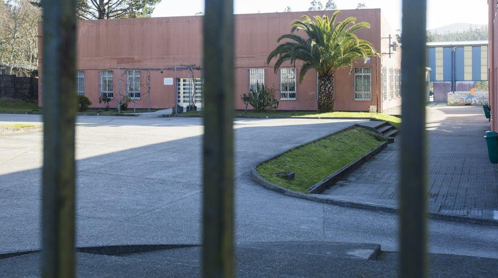 Los colegios estan vacíos desde el 16 de marzo