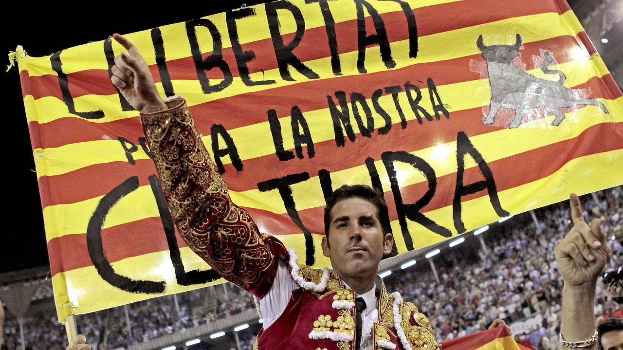 Serafín Marín, el torero que iba de número 3 de Vox por Barcelona, no consigue entrar en el Congreso