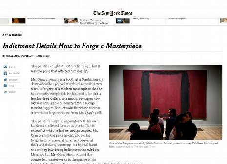 <span lang= es-es >De</span><span lang= es-es > </span><span lang= es-es >«The New York Times» a</span><span lang= es-es > </span><span lang= es-es >«The Guardian»</span>. La detención y posterior puesta en libertad de los hermanos gallegos, acusados por el FBI y la Fiscalía neoyorquina, ha devuelto el caso de supuesto fraude de obras de arte y blanqueo de capitales a toda la prensa internacional.