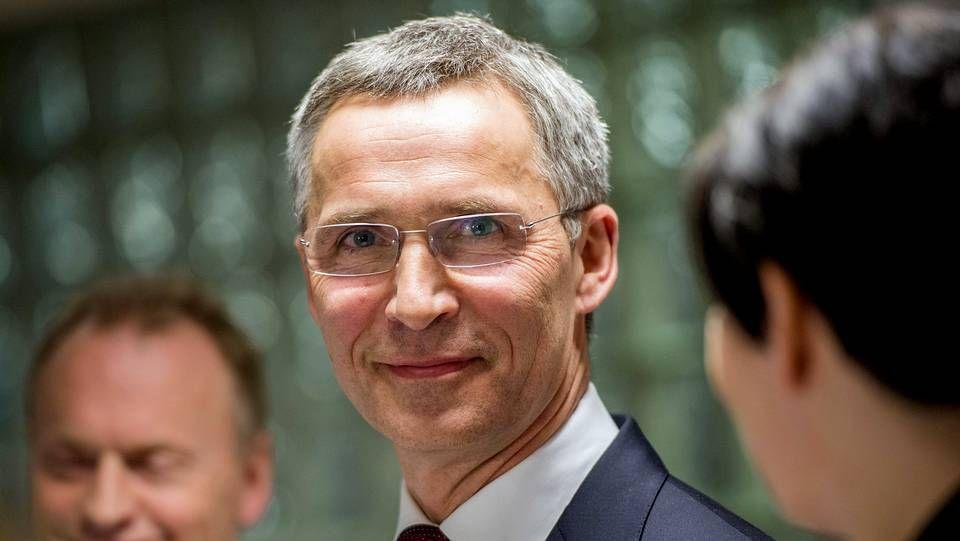 Jens Stoltenberg fue nombrado este viernes por el Consejo del Atlántico Norte sucesor del secretario general de la OTAN, Anders Fogh Rasmussen