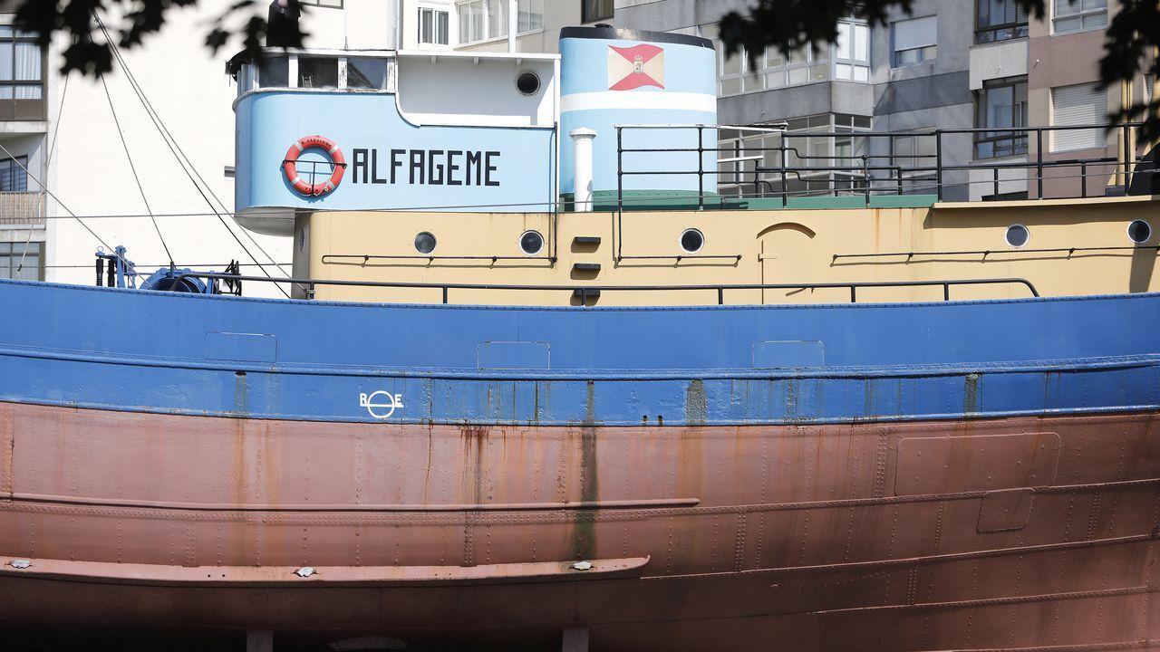 El Alfageme se oxida