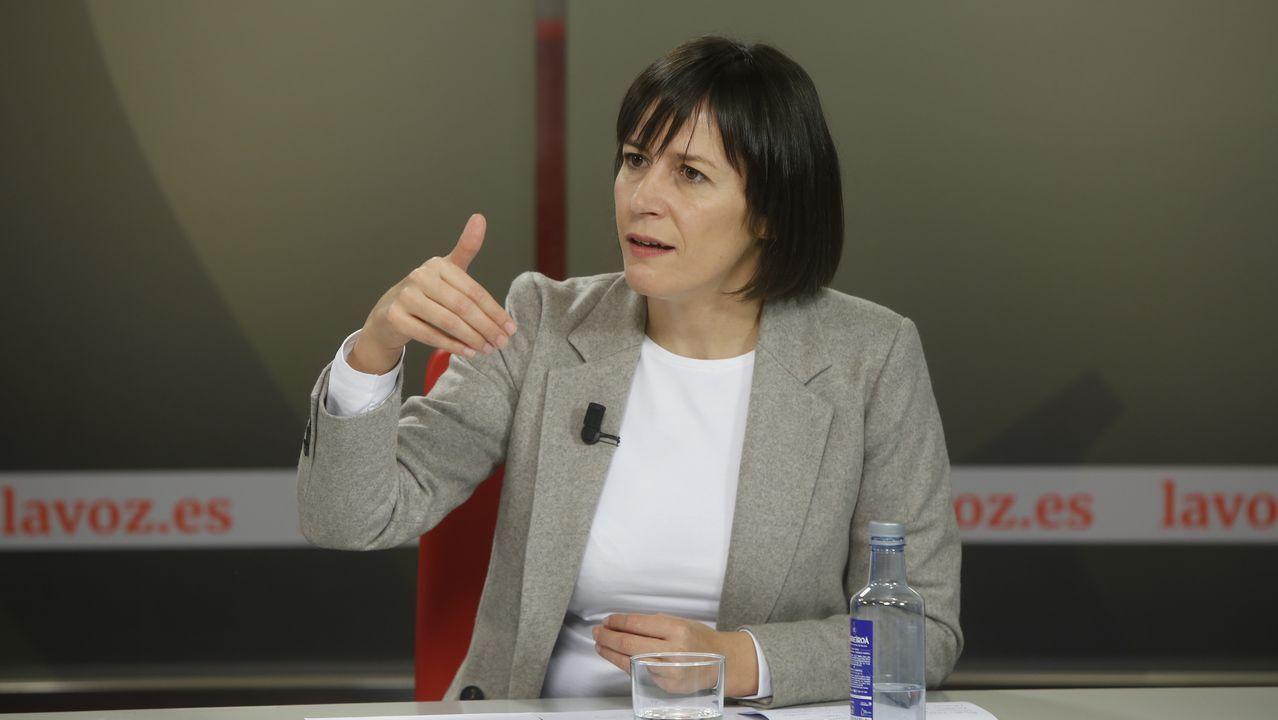 EN DIRECTO: Entrevista a Ana Pontón.El diputado del BNG Néstor Rego, en el Congreso el pasado mes de abril