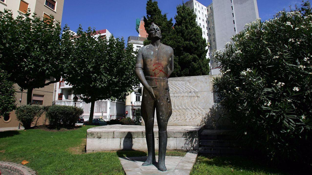 Así será Alcalde Marchesi.Calle Juan Flórez en A Coruña