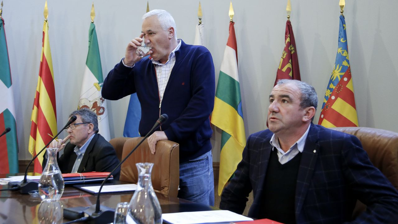 «Manolo non superou non ter sido presidente da Deputación».Manuel Martínez, alcalde de Becerreá y diputado discolo del PSOE en la diputación de Lugo