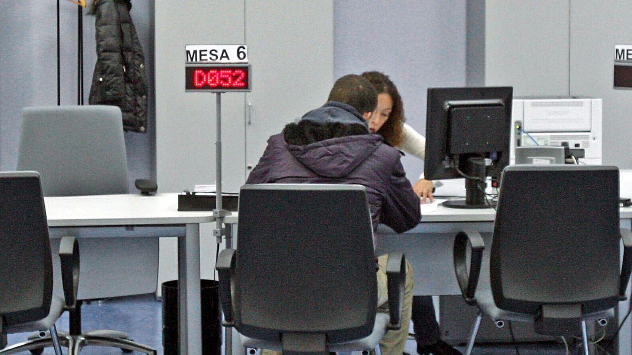 Comercios cerrados durante el estado de alarma en Ourense