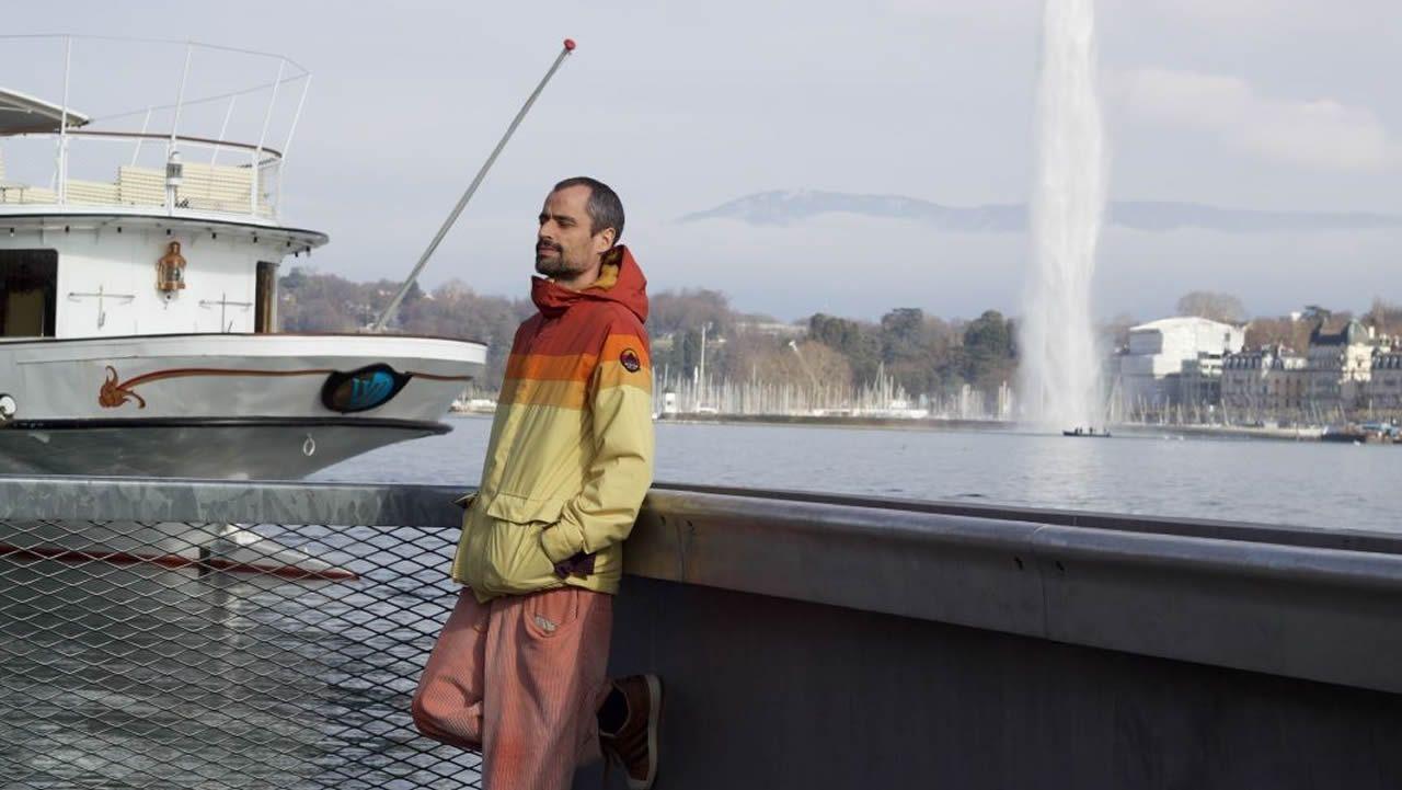 Gorka Cruz, en Ginebra