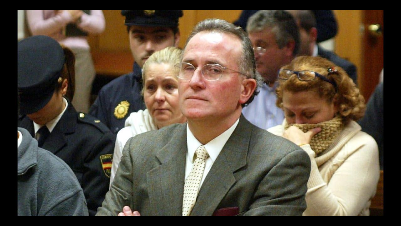 Vioque, en un juicio en la Audiencia Nacional en el 2005.