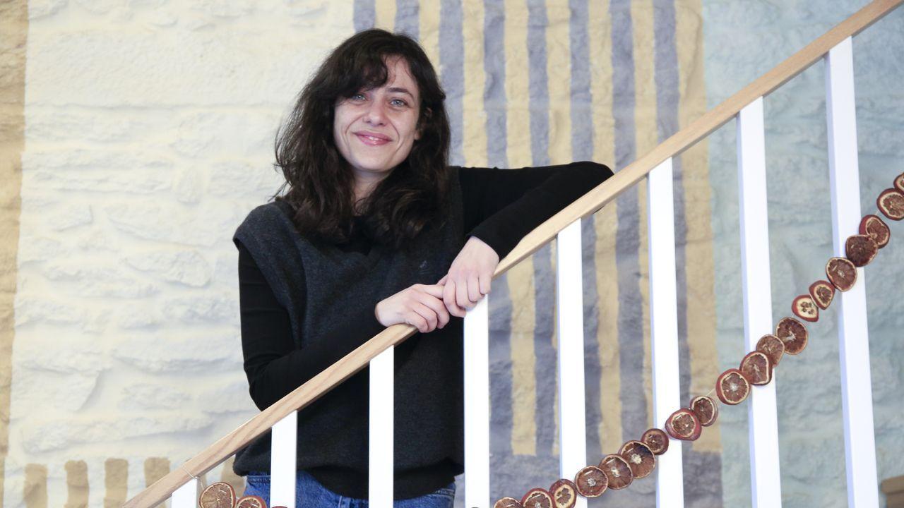 Marta Arias, una de las impulsoras del proyecto