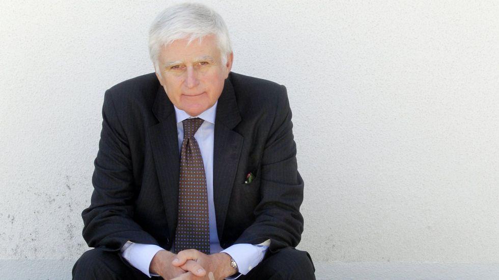 Encontronazo entre Jordi Évole y Eduardo Inda.Paolo Vasile, consejero delegado de Mediaset España