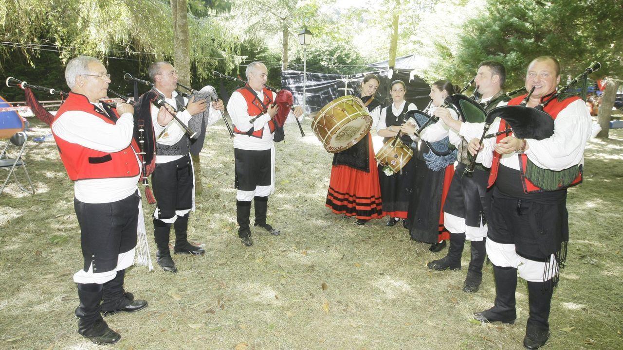 El Interés Turístico Nacional de la Feira do Bonito de Burela.ALEJANDRO TAPIA DIRECTOR DEL GRAN BALET ARGENTINO