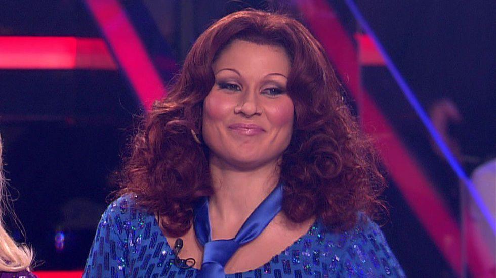 Rosa López y Verónica Romero imitan a ABBA