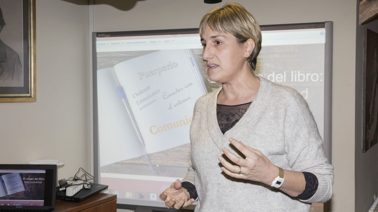 Teresa Castro dará hoy una charla en Baíñas