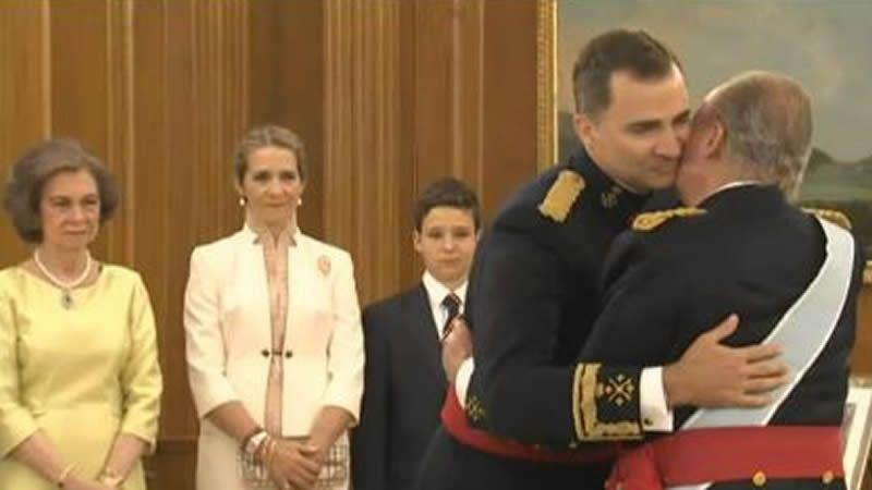 Felipe VI ya es capitán general