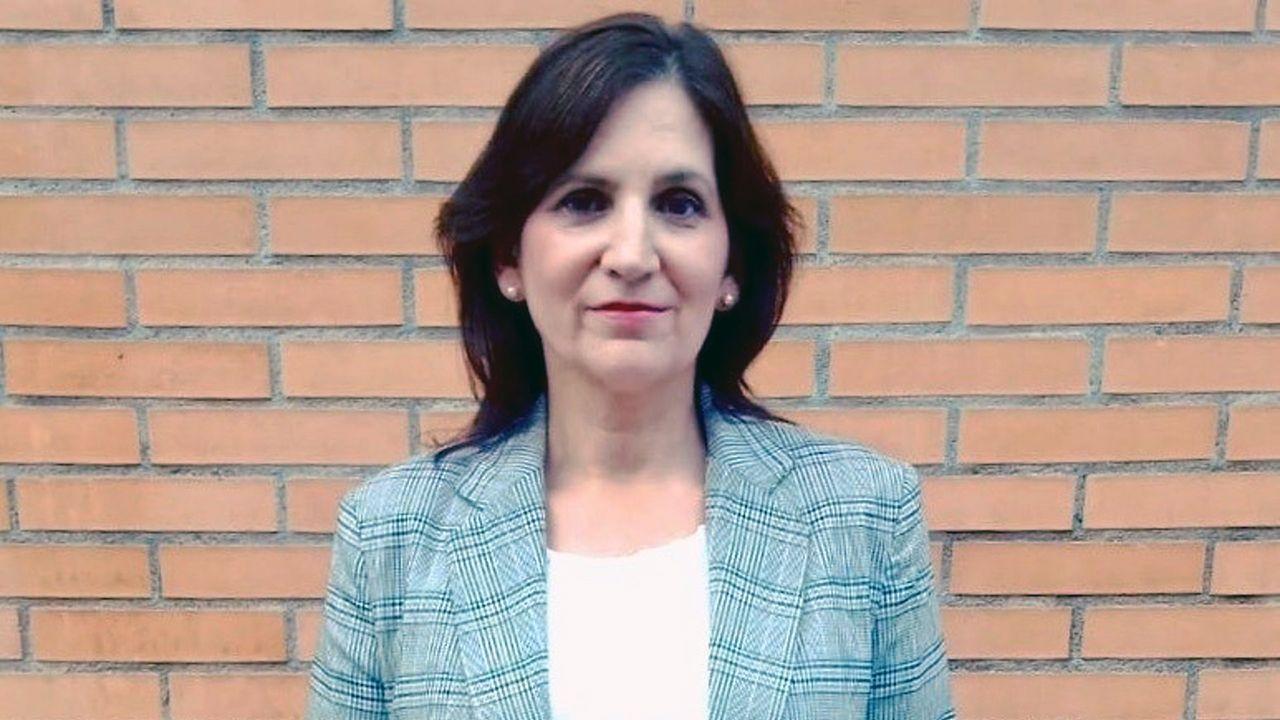 La directora del Centro Penitenciario de Asturias, Nieves Martínez
