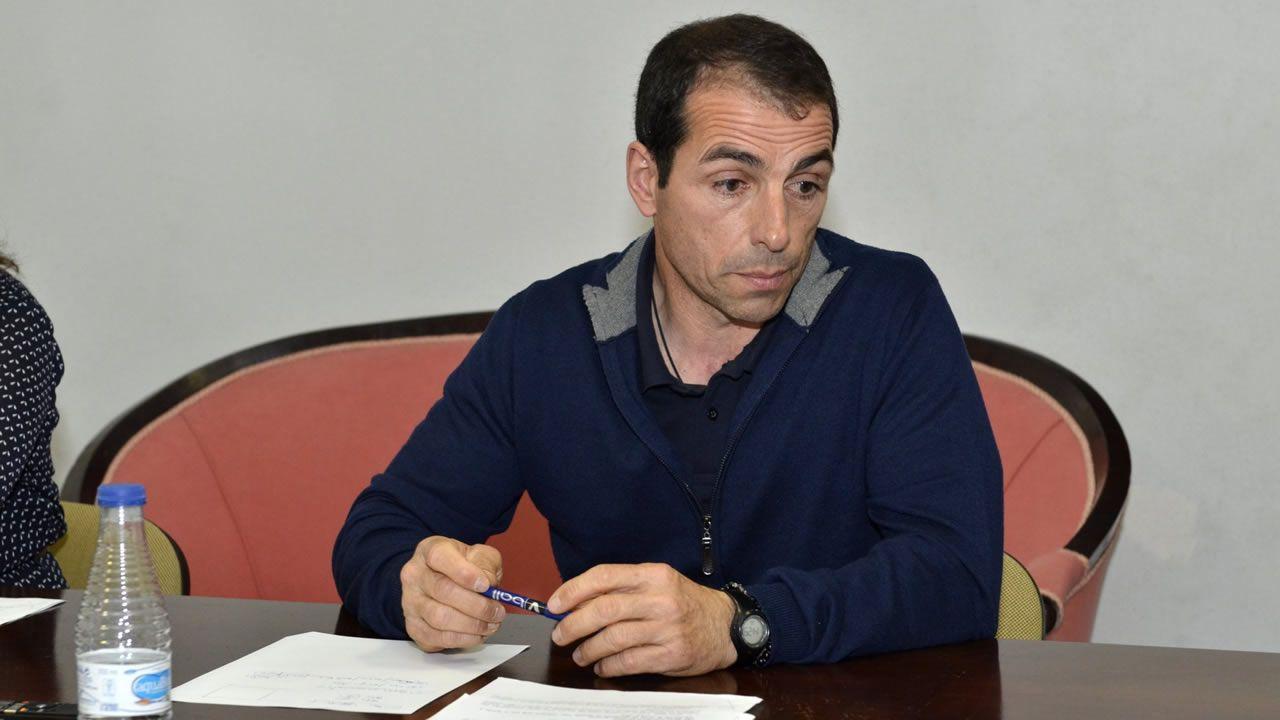 FRANCISCO JAVIER LEMA (exalcalde de Corcubión): En medio de la instrucción del caso Orquesta decidió poner fin a su carrera política. Solo queda imputado uno de los cuatro alcaldes de la zona