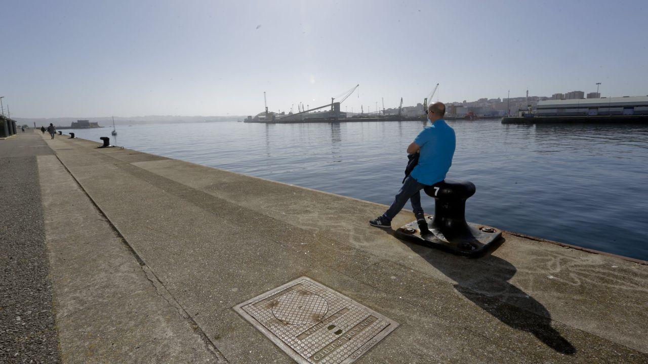 En directo: Sigue el pleno ordinario del Ayuntamiento de A Coruña.Día de la Ciencia en A Coruña, que este año se celebró en el Teatro Colón en vez de en su tradicional ubicación del parque de Santa Margarita