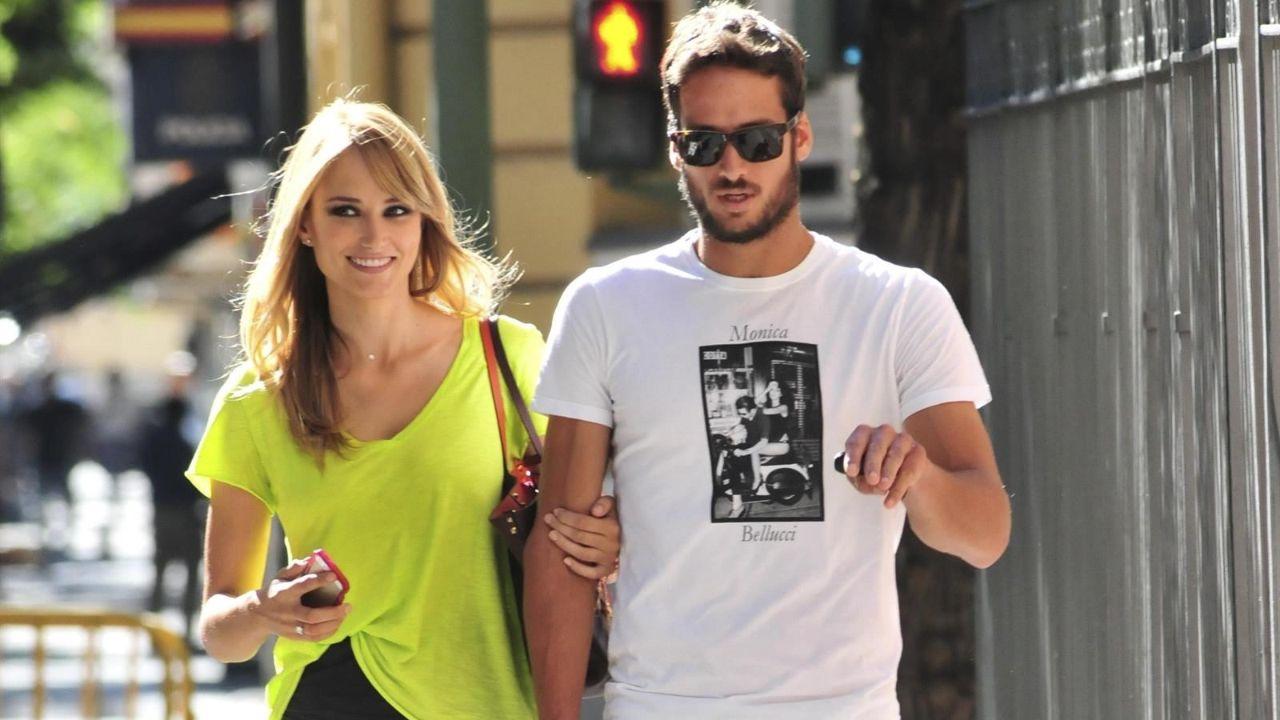 Alba Carrillo, sus frentes con Fonsi y Feliciano