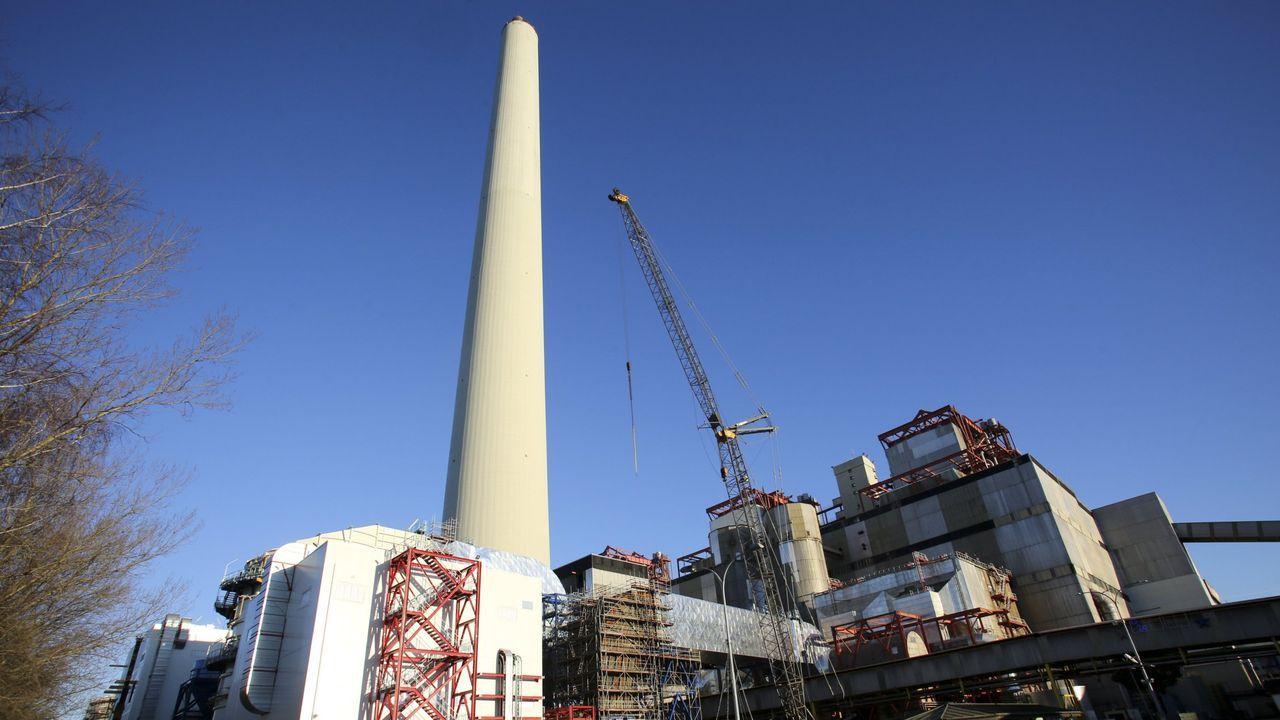 La central de Meirama cerrará este próximo verano