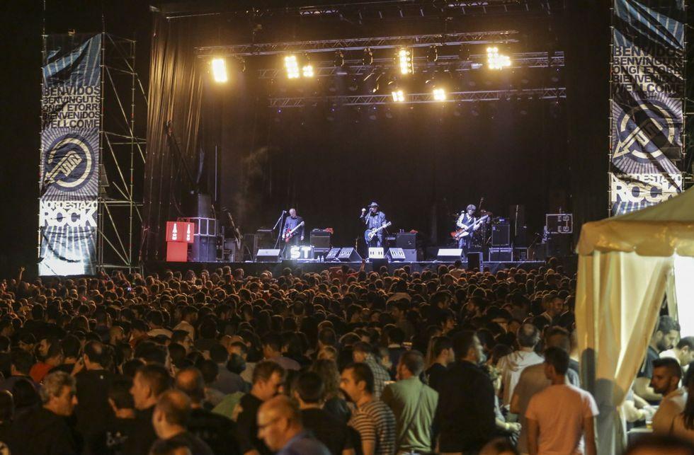 Esta edición fue de las más concurridas de los últimos años del festival de Malpica.