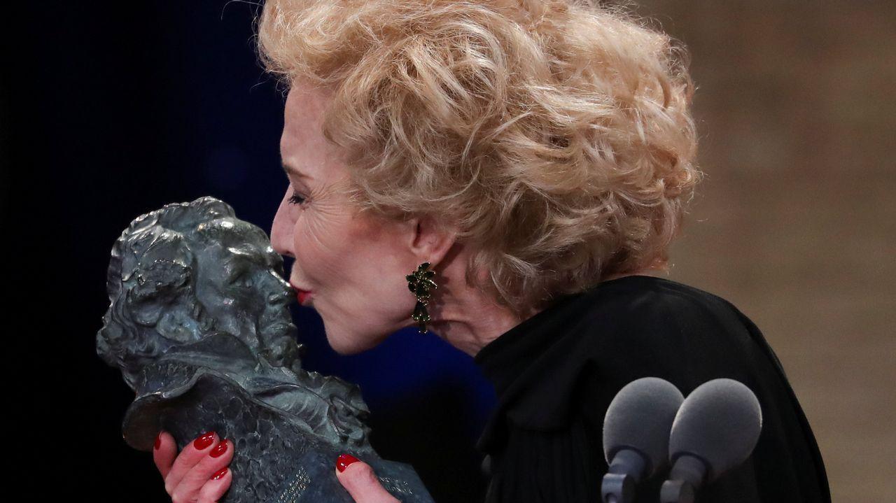 Marisa Paredes, Goya de Honor